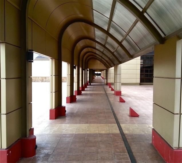 Arcades de San José (Costa-Rica)