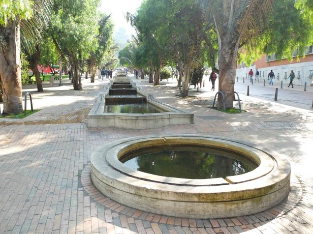 Les bassins de Bogota (Colombie)