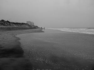 Le Signal marée haute coeff. 119 Soulac-sur-Mer